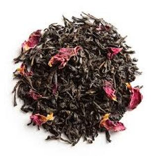 Elan Vital (Black tea with rose) ,organic