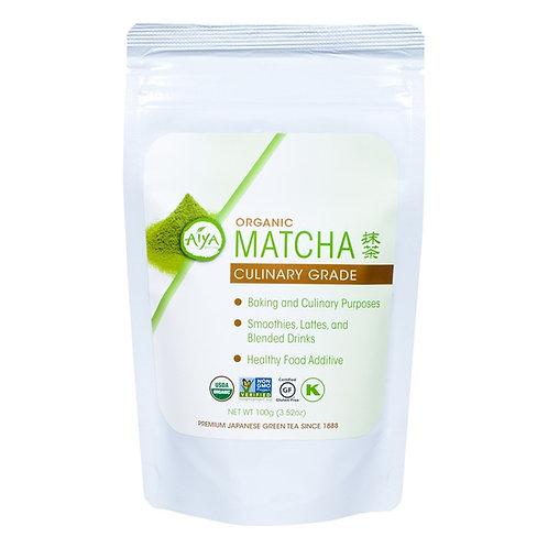 Culinary Grade Matcha, organic