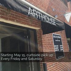 ARTHOUSE front doors