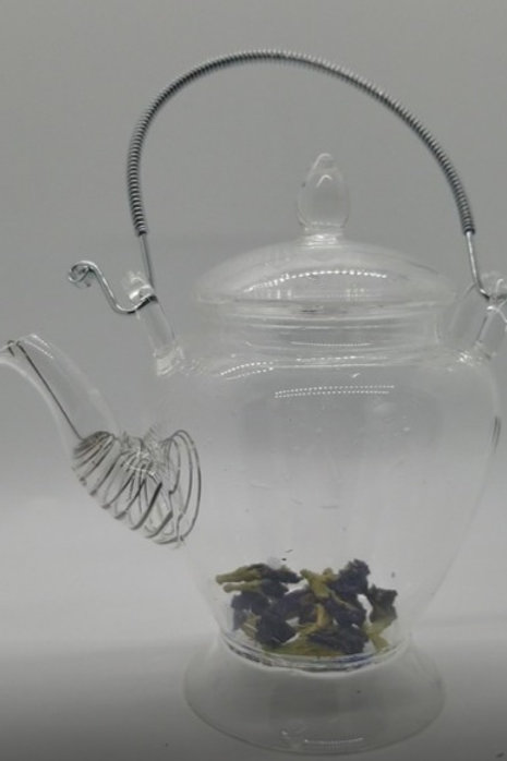 Mata Glass Teapot
