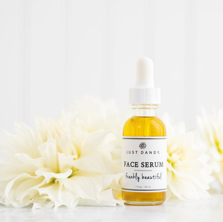 Face Serum for Just Dandy