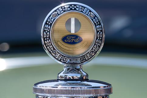 1931 Model A Ford 160B Town Sedan 689