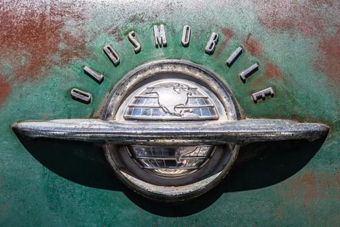 1950 Oldsmobile 88 Rocket