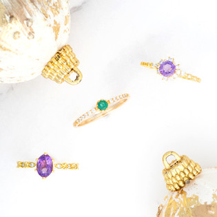 Rings for Azura NYC