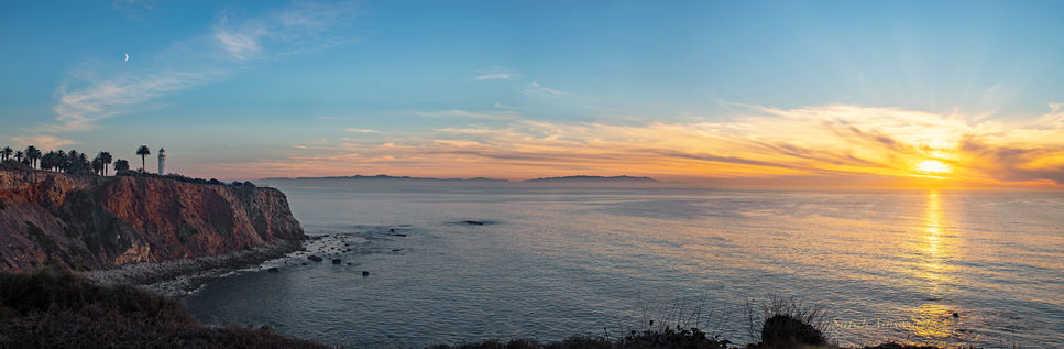 Point Vicente Panorama