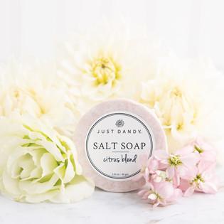 Salt Soap for Just Dandy