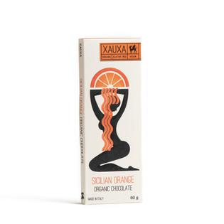 Orange Chocolate for Xauxa