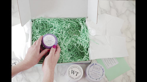 The Willow Tree Gift Box Unboxing Stop Motion