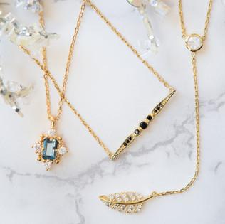 Necklaces for Azura Jewelry NYC