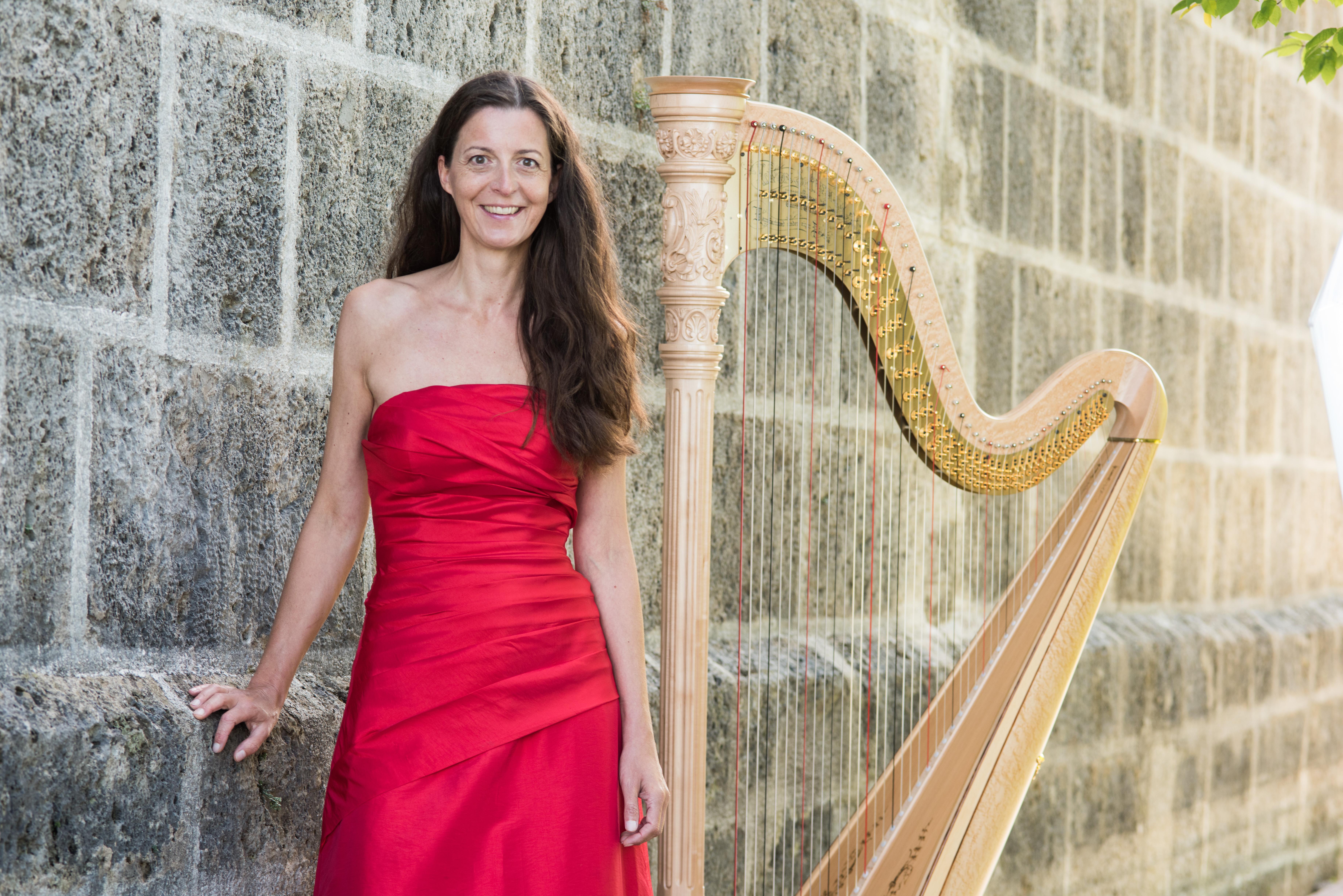 2018 Silke Aichhorn- Harfe Fotograf Mark