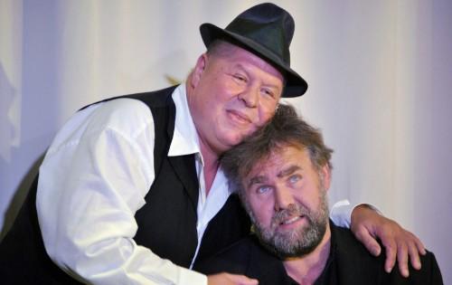Gerhard Polacek & Rainer Hiby