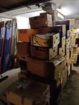Kartons Garage Hörschwag