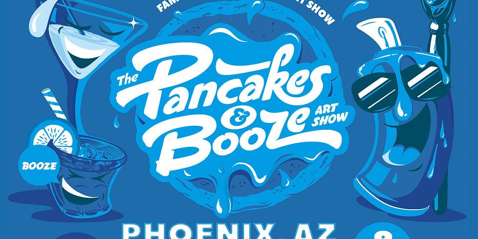 Phoenix Pancakes & Booze