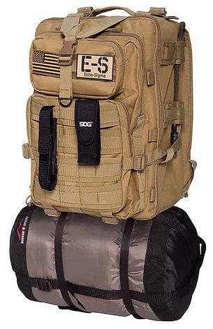 Emergency Bug Out Bag.