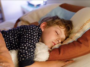 A mi hijo de nuevo le cuesta trabajo dormir...