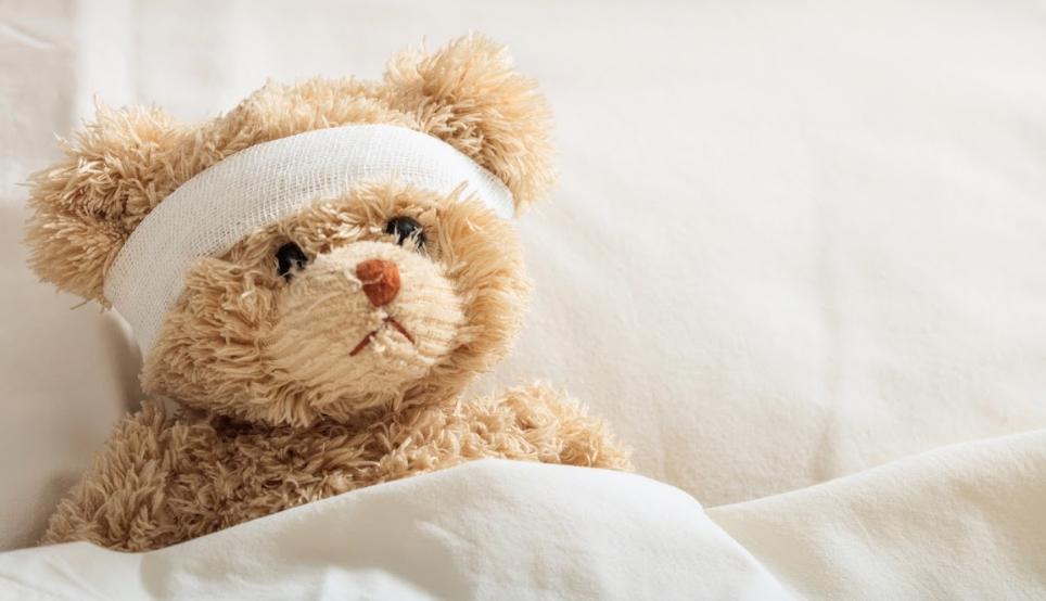 como dormir a un niño cuando se enferma sin enseñarle malos hábitos de sueño