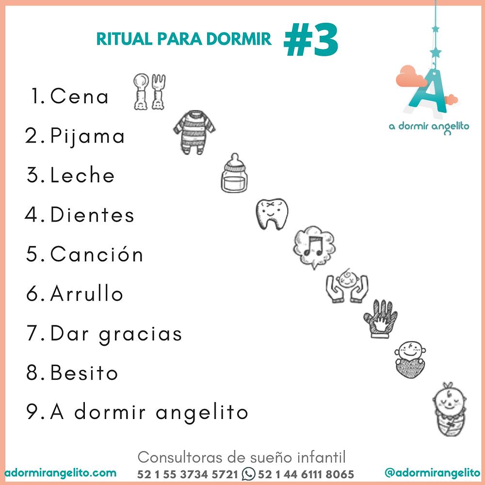 EL RITUAL PERFECTO PARA DORMIR A TU BEBE 3