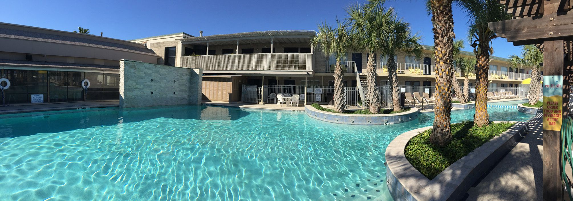 Seaside Inn Pool
