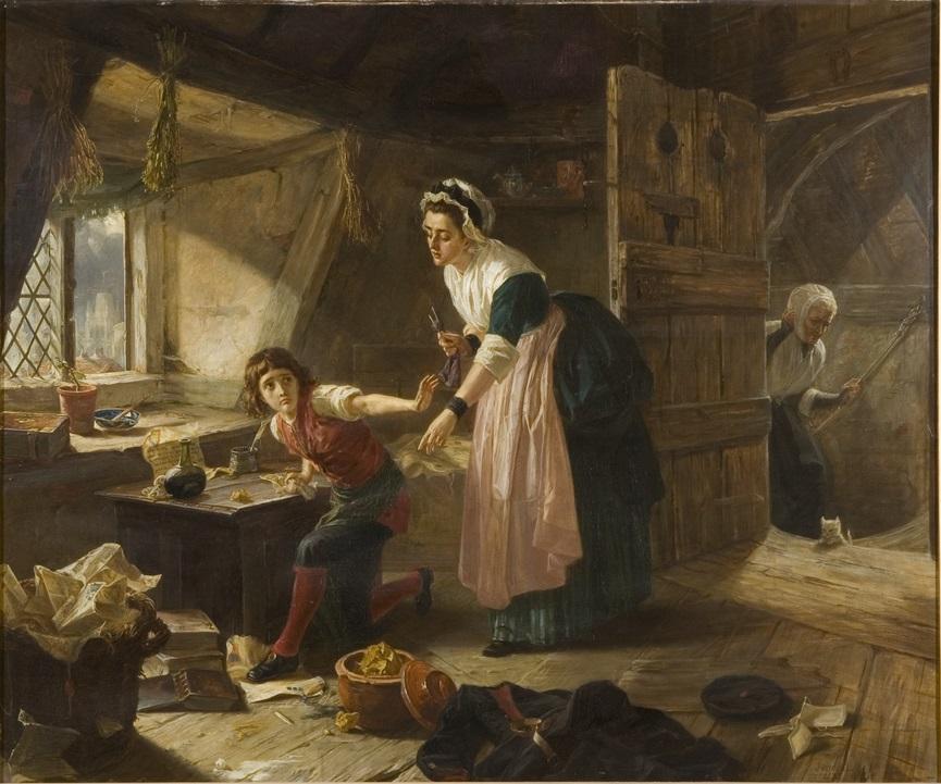 Thomas Chatterton minstrel