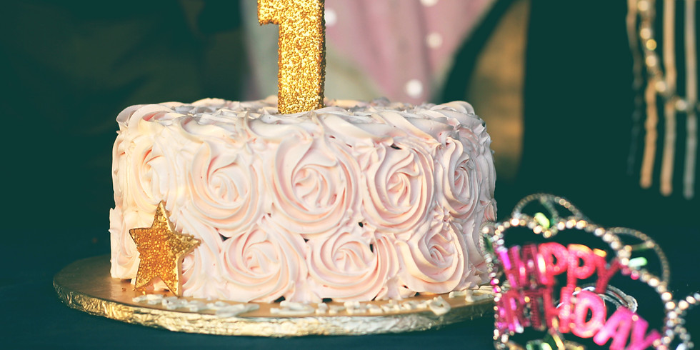 12/4 1st Birthday Party  〖ザ・リッツ・カールトン大阪〗