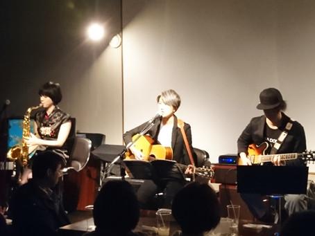 OSAMUSIC ライブご来場ありがとうございました