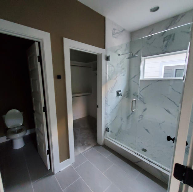 Sober Living Home Bathroom