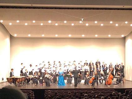 池田混声合唱団30周年記念演奏会、無事終了_沢山の皆様のご来場有難うございました