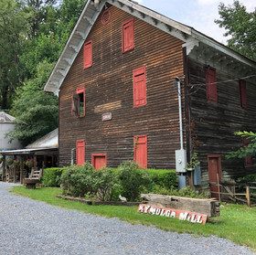 Kymulga Mill