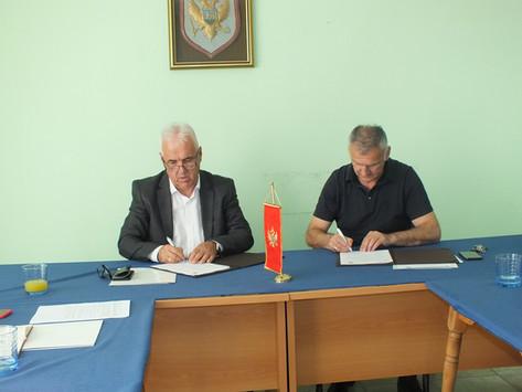 Potpisan Memorandum o saradnji između Zajednice opština Crne Gore i Udruženja Vodovoda Crne Gore