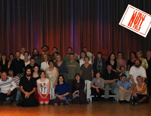 Rescapés Folle Nuit du Folk 2012