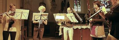 Quintette en l'air extrait Danse des Petits Cygnes de Tchaïkovski