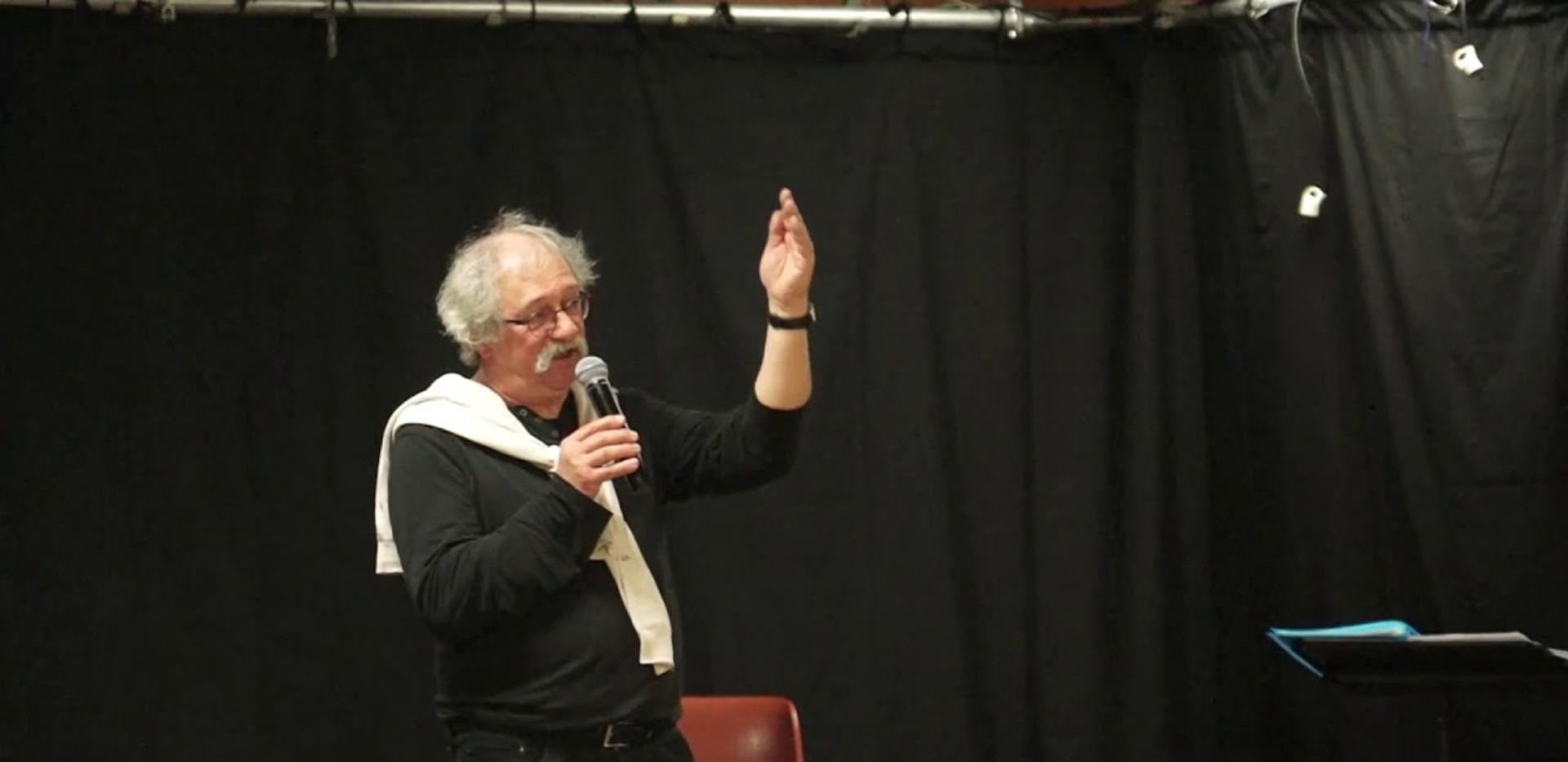 Jean-Claude Botton conteur