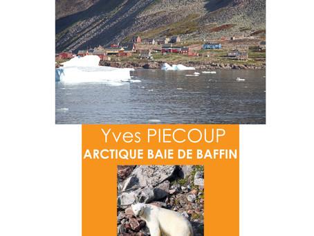 Exposition : balade d'un Solognot  en « Baie de Baffin»