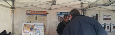 Stand GRAHS Sologne