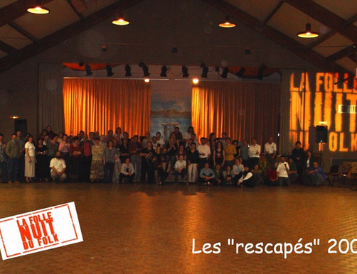 Rescapés Folle Nuit du Folk 2004
