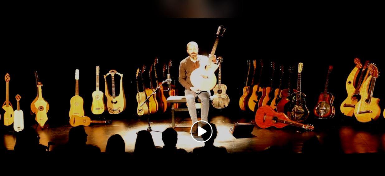 Histoire de guitares extraits