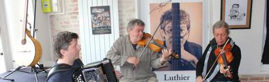 Philippe Moneret luthier boeuf