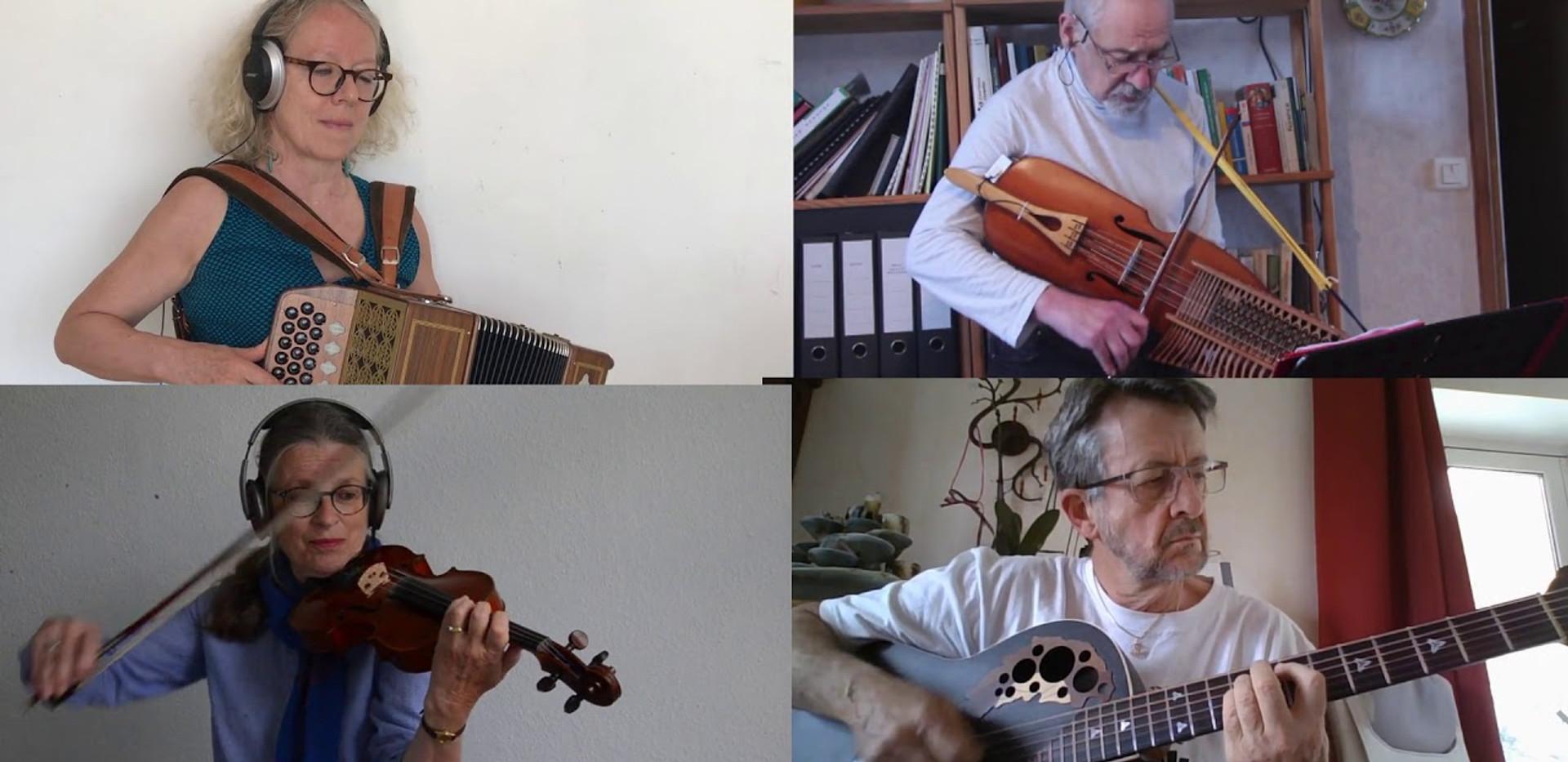 Kilkenny Quatuor