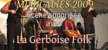 La Gerboise Folk 2009