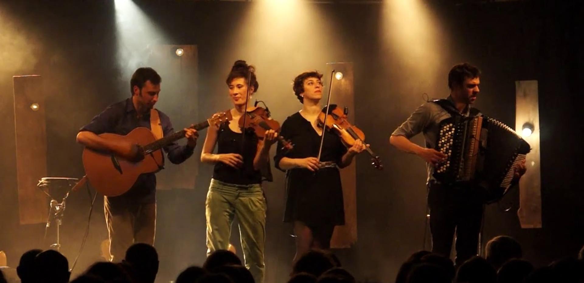 Zakouska concert