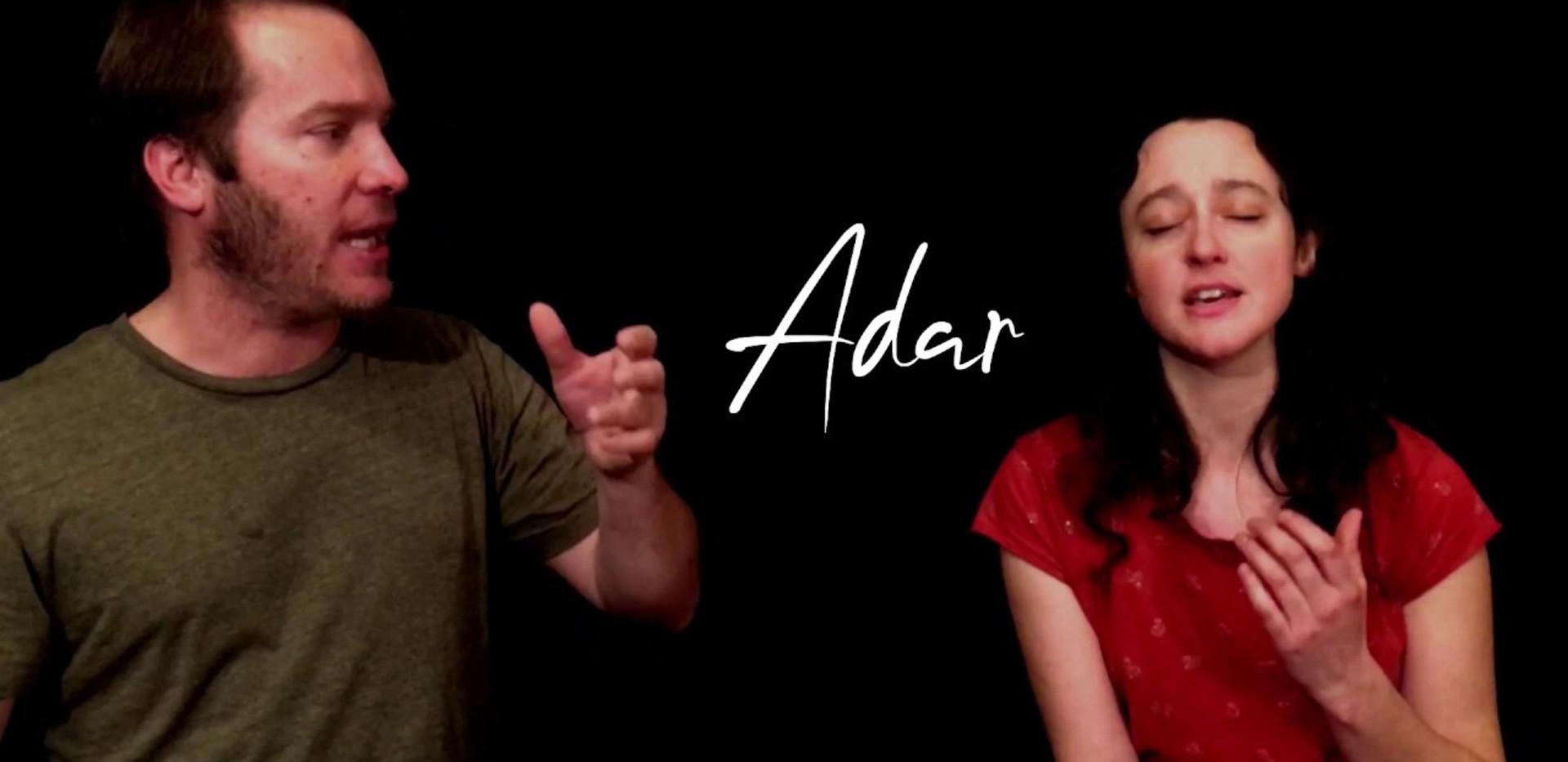Duo Adar (samedi 2 mai)