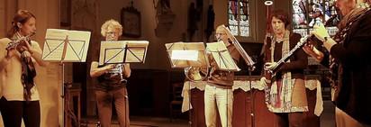Quintette en l'air extrait des Danses roumaines de Bartok