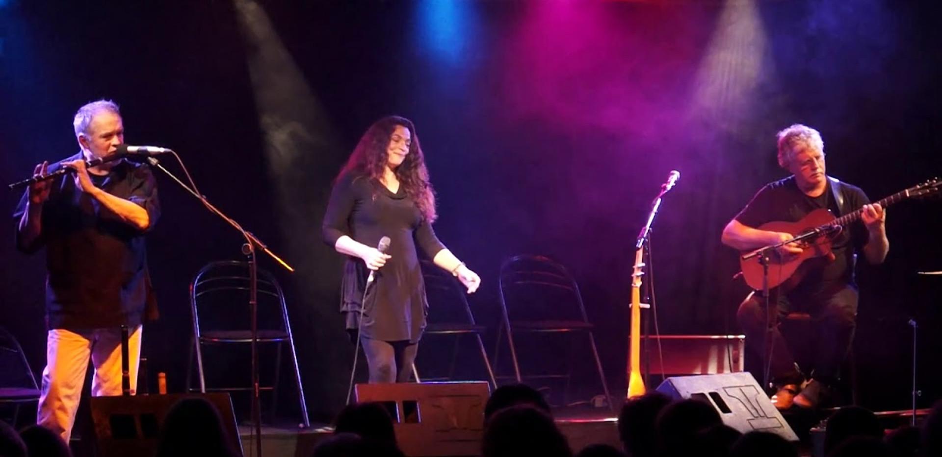 Trio Empreintes concert