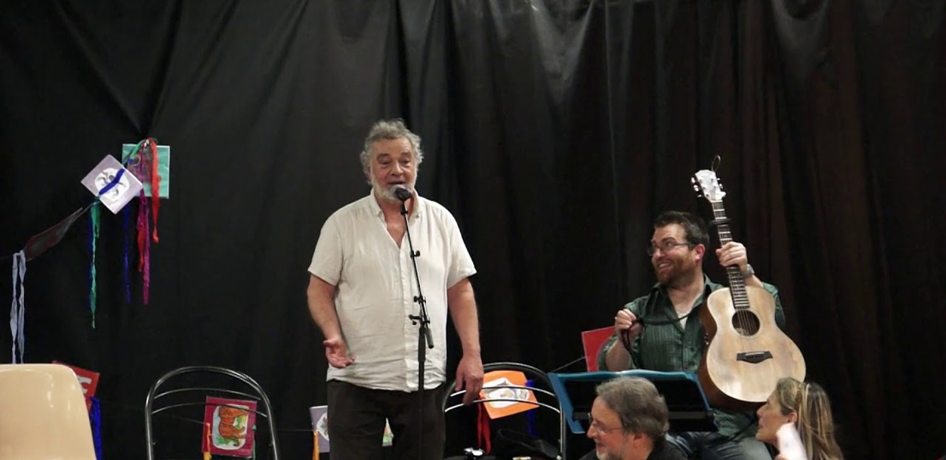 Jean-Paul Jousselin conteur
