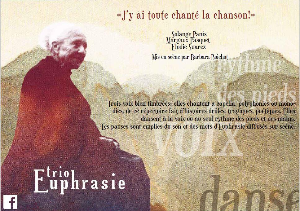 Trio Euphrasie (dimanche 3 mai)