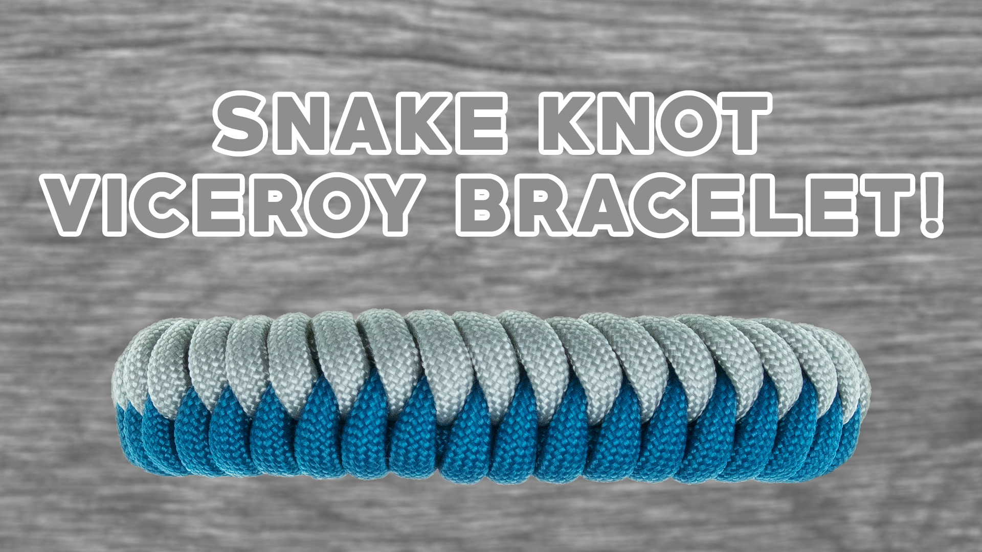 Paracord Video Tutorials | ParacordParty