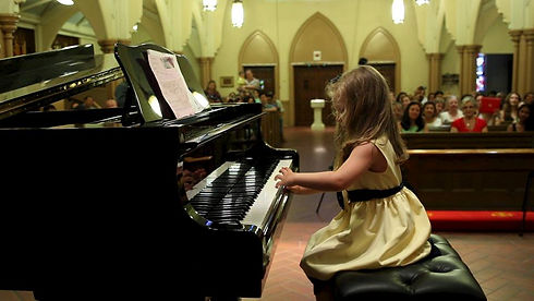 Music recitals in Bay Ridge & Sheepshead Bay, Brooklyn