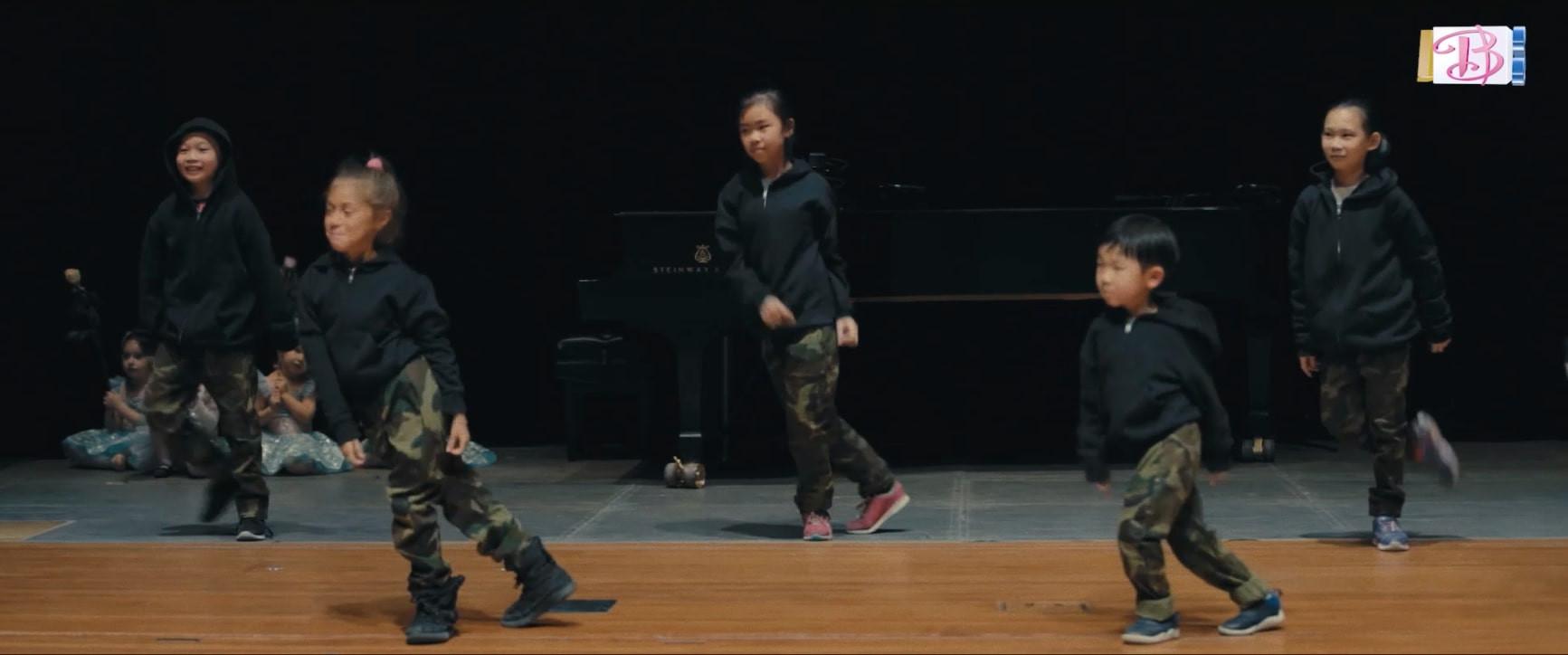Dance school in Sheepshead Bay