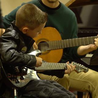 Electric guitar lessons in Sheepshead Bay, Brooklyn