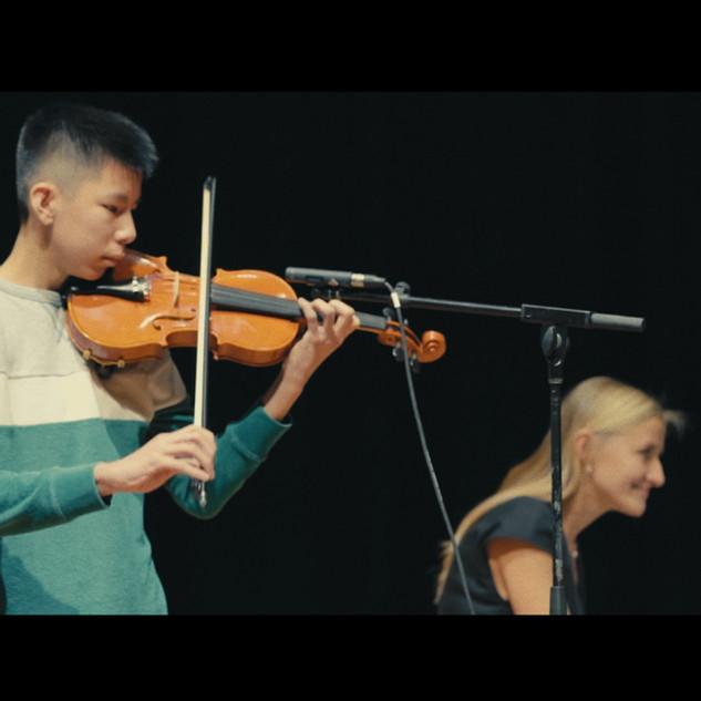 Violin classes in Sheepshead Bay, Brooklyn